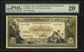 Canadian Currency: , Toronto, ON - The Canadian Bank of Commerce $20 Jan. 2, 1917 Ch. #75-16-04-16. ...