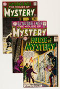 Silver Age (1956-1969):Horror, House of Mystery Silver/ Bronze Group (1959-71) Condition AverageFN+.... (Total: 22 Comic Books)