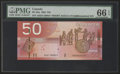 Canadian Currency: , Mismatched Serial Number Error BC-65a $50 2004. ...