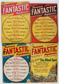 Pulps:Science Fiction, Famous Fantastic Mysteries Box Lot (Frank A. Munsey Co., 1939-53)Condition: Average VG+....