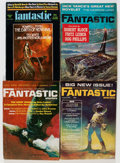 Pulps:Science Fiction, Assorted Digest-Format Science Fiction Pulps Box Lot (MiscellaneousPublishers, 1940s-'70s) Condition: Average FN-....