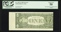 Fr. 1921-F $1 1995 Federal Reserve Note. PCGS About New 50