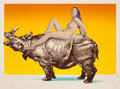 Prints:Contemporary, MEL RAMOS (American, b. 1935). Rhino, 1970. Lithograph incolors. 19 x 27 inches (48.3 x 68.6 cm). Ed. 23/30. Signed, da...