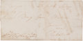 Autographs:U.S. Presidents, George Washington Free Frank...