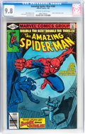 Modern Age (1980-Present):Superhero, The Amazing Spider-Man #200 (Marvel, 1980) CGC NM/MT 9.8 Off-whiteto white pages....