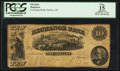 Obsoletes By State:Arkansas, Helena, AR - Exchange Bank $10 Aug. 1, 1862 Rothert 279-2. ...