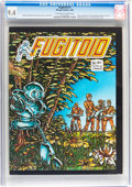 Modern Age (1980-Present):Science Fiction, Fugitoid #1 (Mirage Studios, 1985) CGC NM 9.4 Off-white to whitepages....