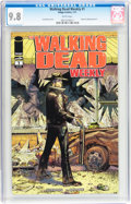 Modern Age (1980-Present):Horror, The Walking Dead Weekly #1 (Image, 2011) CGC NM/MT 9.8 Whitepages....