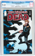 Modern Age (1980-Present):Horror, Walking Dead #1 Special Edition (Image, 2008) CGC NM/MT 9.8 Whitepages....