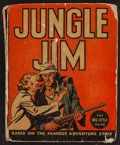 "Movie Posters:Adventure, Jungle Jim by Alex Raymond (Whitman Publishing Co., 1936). BigLittle Book (428 Pages, 3.75"" X 4.5""). Adventure.. ..."