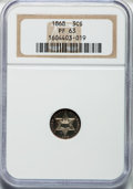 Proof Three Cent Silver: , 1868 3CS PR63 NGC. NGC Census: (40/183). PCGS Population (66/136).Mintage: 600. Numismedia Wsl. Price for problem free NGC...