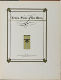 Books:Fine Press & Book Arts, C. R. Beran [subject]. Beran: Some of His Work. Smith-BrooksPrinting, 1905. First edition, first printing. Publishe...