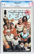 Modern Age (1980-Present):Horror, Walking Dead #56 (Image, 2008) CGC NM/MT 9.8 White pages....