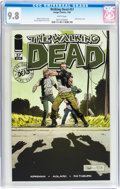 Modern Age (1980-Present):Horror, Walking Dead #57 (Image, 2009) CGC NM/MT 9.8 White pages....