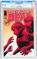 Modern Age (1980-Present):Horror, Walking Dead #58 (Image, 2009) CGC NM/MT 9.8 White pages....