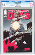 Modern Age (1980-Present):Horror, Walking Dead #60 (Image, 2009) CGC NM/MT 9.8 White pages....
