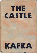 Books:Literature 1900-up, Franz Kafka. The Castle. A Novel. London: MartinSecker, 1930. First edition of Kafka's first book to be transla...