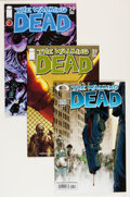 Modern Age (1980-Present):Horror, Walking Dead Group (Image, 2004-08) Condition: Average NM....(Total: 10 Comic Books)