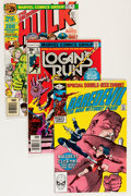 Modern Age (1980-Present):Miscellaneous, Comic Books - Assorted Modern Age Comics Group (Various Publishers, 1980s) Condition: Average NM-.... (Total: 21 Comic Books)