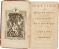 Books:Religion & Theology, [Bible in English]. The Holy Bible, Containing the Old and New Testaments... Philadelphia: Berriman, 1796. With engr...