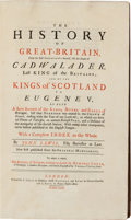 Books:World History, John Lewis. The History of Great-Britain, from the firstInhabitants thereof, 'till the Death of Cadwalader, last Kingo...