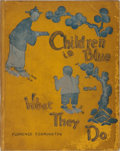 Books:Children's Books, Florence I. Codrington. Children in Blue, and What They Do.Church of England Zenana Missionary Society, 1901. P...