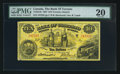 Canadian Currency: , Toronto, ON - The Bank of Toronto $10 Jan. 2, 1937 Ch. # 715-24-12. ...