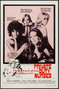 """Movie Posters:Sexploitation, Private Duty Nurses & Other Lot (New World, 1971). One Sheet(27"""" X 41"""") & Locally Produced One Sheet (28"""" X 41"""").Sexploita... (Total: 2 Items)"""