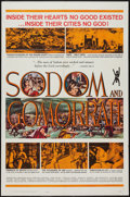 """Movie Posters:Historical Drama, Sodom and Gomorrah and Others Lot (20th Century Fox, 1963). One Sheets (4) (27"""" X 41""""). Historical Drama.. ... (Total: 4 Items)"""