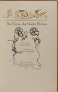 Books:Literature 1900-up, [Limited Editions Club]. Arthur Rackham [illustrator]. CharlesDickens. The Chimes. LEC, 1931. Limited to 1500 num...