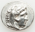 Ancients:Greek, Ancients: MACEDONIAN KINGDOM. Alexander III the Great (336-323 BC).AR tetradrachm (17.26 gm). ...