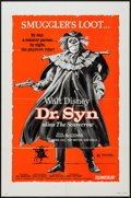 "Movie Posters:Adventure, Dr. Syn Alias the Scarecrow (Buena Vista, R-1972). One Sheet (27"" X41""). Adventure.. ..."