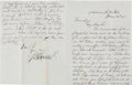 Autographs:Artists, [Battle of Gettysburg]. John B. Bachelder Autograph LetterSigned....