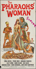 "Movie Posters:Adventure, The Pharaoh's Woman (Universal, 1961). Three Sheet (41"" X 78"").Adventure.. ..."