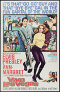 "Movie Posters:Elvis Presley, Viva Las Vegas (MGM, 1964). One Sheet (27"" X 41""). Elvis Presley....."