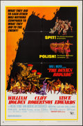 "Movie Posters:War, The Devil's Brigade (United Artists, 1968). One Sheet (27"" X 41"").War.. ..."