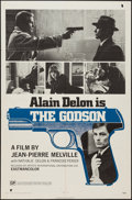 "Movie Posters:Crime, The Godson (Artists International, 1972). One Sheet (27"" X 41"").Crime.. ..."