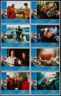 "Movie Posters:Fantasy, Time Bandits (Avco Embassy, 1981). Lobby Card Set of 8 (11"" X 14""). Fantasy.. ... (Total: 8 Items)"
