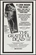 "Movie Posters:Rock and Roll, The Grateful Dead (Monarch, 1977). One Sheet (27"" X 41""). Rock andRoll.. ..."