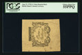 Colonial Notes:Rhode Island, Cohen Reprint Rhode Island August 22, 1738 3s PCGS Choice About New55PPQ.. ...
