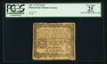 Colonial Notes:Pennsylvania, Pennsylvania April 3, 1772 2s 6d PCGS Apparent Very Fine 25.. ...
