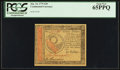 Colonial Notes:Continental Congress Issues, Continental Currency January 14, 1779 $30 PCGS Gem New 65PPQ.. ...