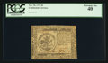Colonial Notes:Continental Congress Issues, Continental Currency November 29, 1775 $5 PCGS Extremely Fine 40.....
