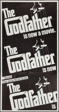 "Movie Posters:Crime, The Godfather (Paramount, 1972). International Three Sheet (41"" X78.5""). Crime.. ..."