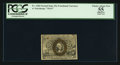 Fractional Currency:Second Issue, Fr. 1284 25¢ Second Issue PCGS Apparent Choice About New 55.. ...