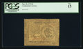 Colonial Notes:Continental Congress Issues, Continental Currency November 29, 1775 $3 PCGS Fine 15.. ...