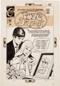 "Original Comic Art:Covers, Love Diary #75 ""Unfaithful Forever"" Cover Original Art(Charlton, 1971)...."