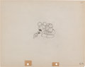 Animation Art:Production Drawing, Mickey Mouse Giantland Production Drawing Animation Art(Disney, 1933)....