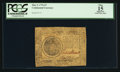 Colonial Notes:Continental Congress Issues, Continental Currency May 9, 1776 $7 PCGS Apparent Fine 15.. ...