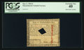 Colonial Notes:Massachusetts, Massachusetts May 5, 1780 $4 PCGS Extremely Fine 40.. ...